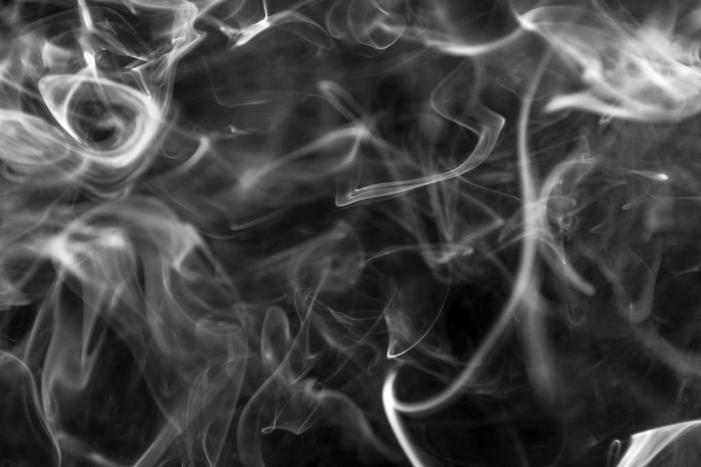 smoke-background