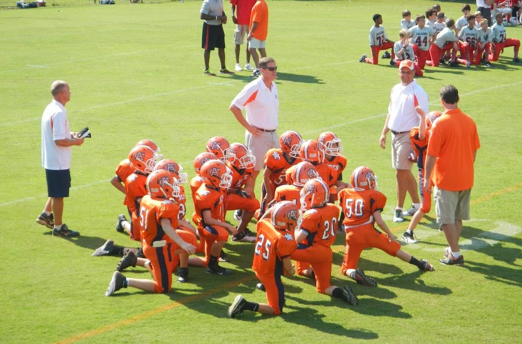 Common Youth Football Coach Excuses For Losing Games