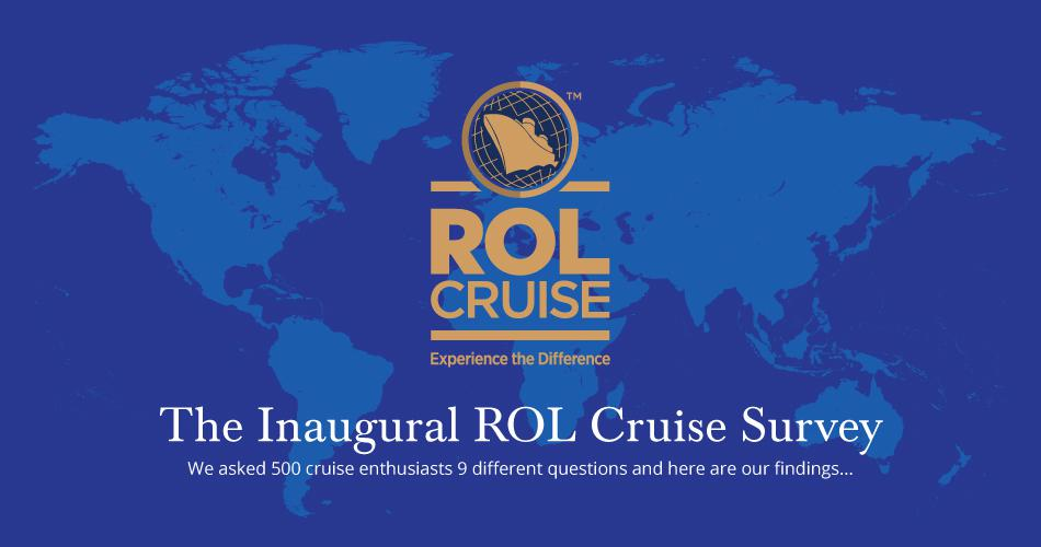 Looking at The Inaugural ROL Cruise Survey Results