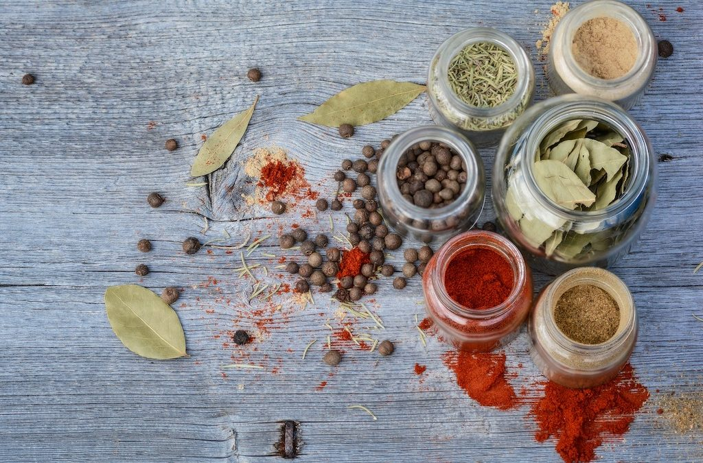 How Seniors Can Benefit from Eating More Herbs and Spices