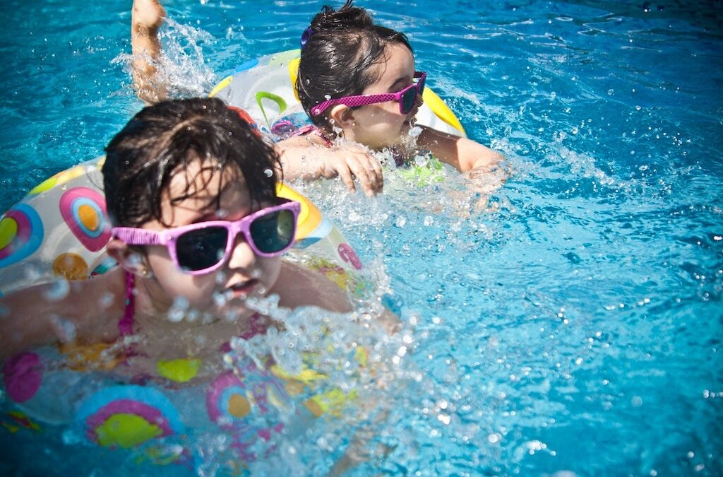 TIPS FOR PREPPING YOUR CHILD FOR SWIMMING LESSONS